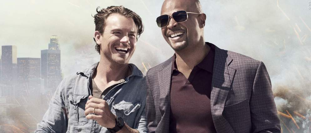 Lethal Weapon: Trailer zur Serie