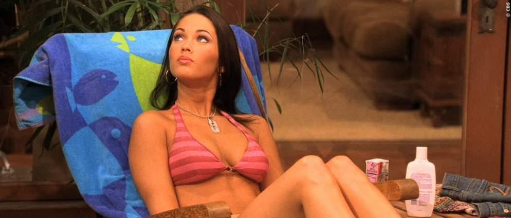 Megan Fox in 2 And A Half Men - Best of
