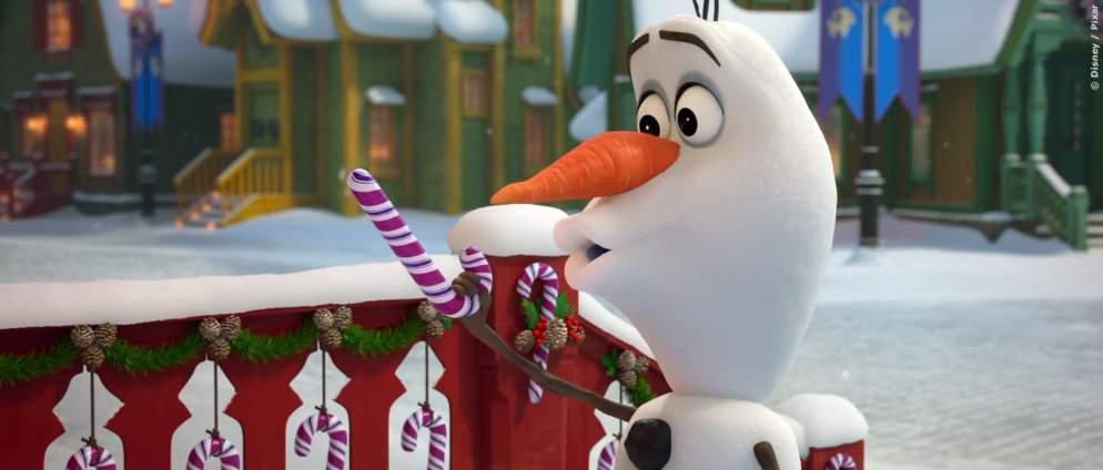 Die Eiskönigin 2: Sex mit einer Olaf-Puppe