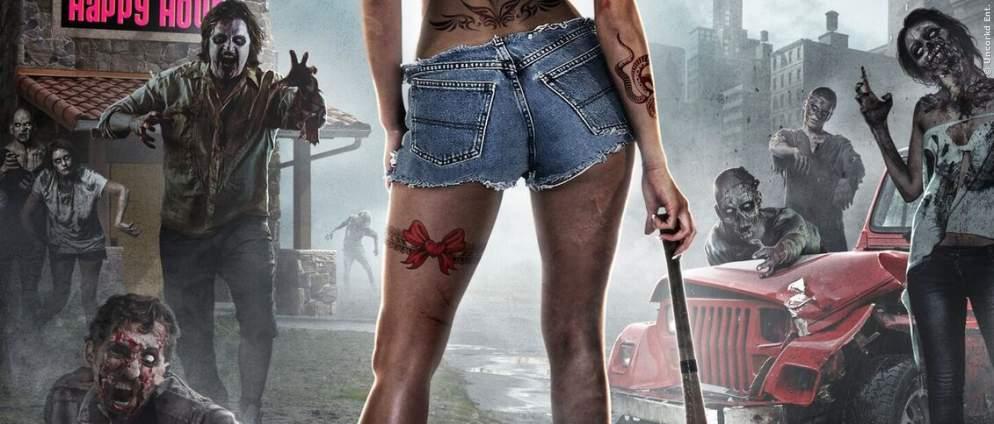 Peelers Trailer: Zombies vs. Stripperinnen