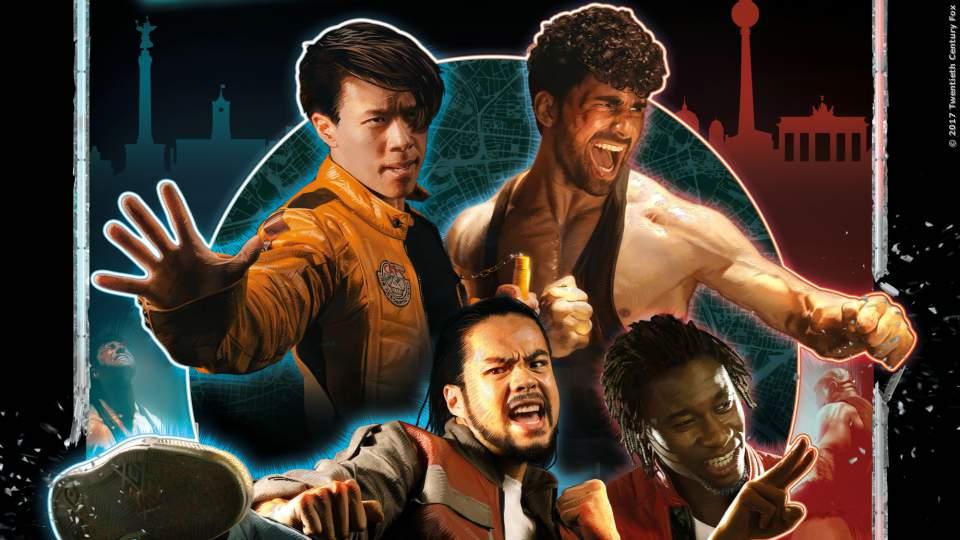 Plan B: Trailer zur Martial Arts-Komödie - Bild 1 von 1