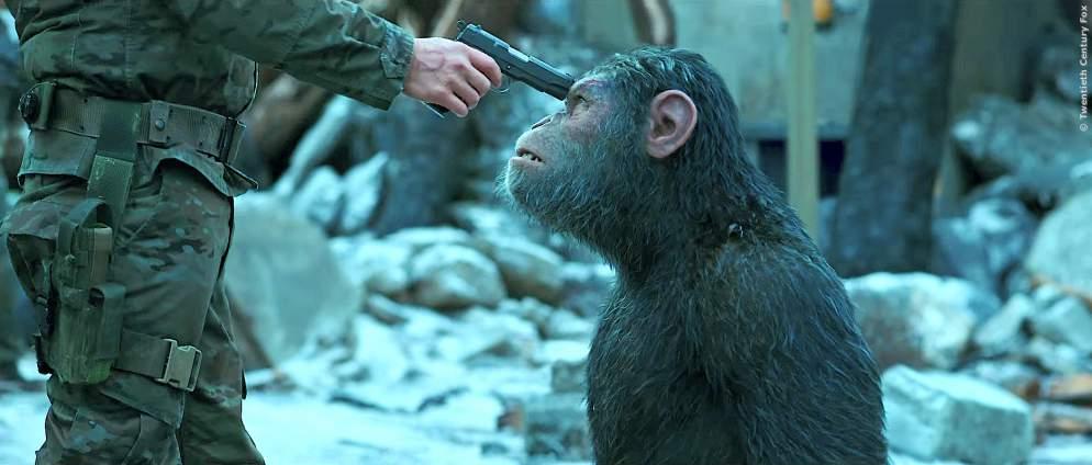 Planet der Affen 4: Hinweise auf neuen Film