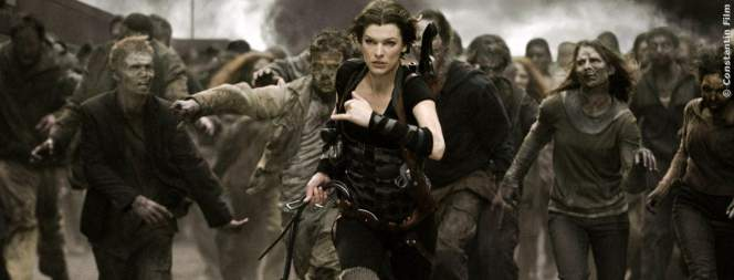 Milla Jovovich als Alive in Resident Evil: The Final Chapter