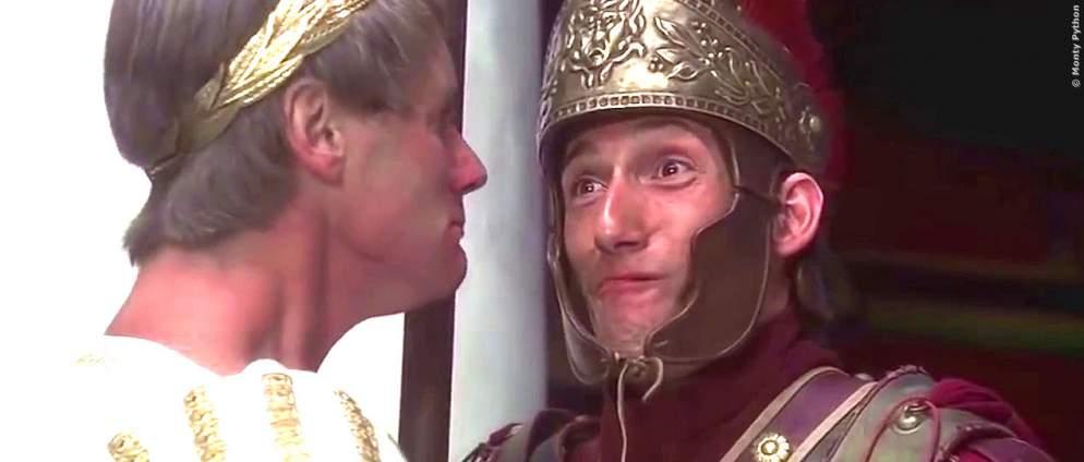 Schwanzus Longus: Best of Monty Python