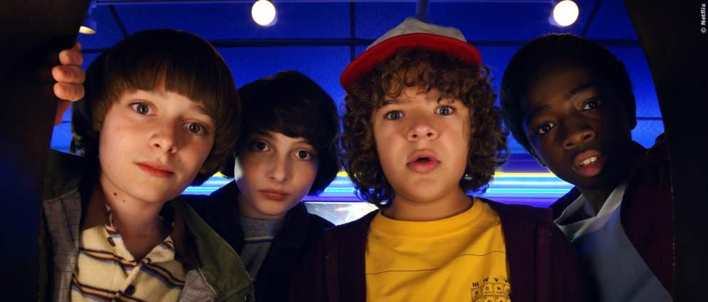 10 Netflix Serien die süchtig machen