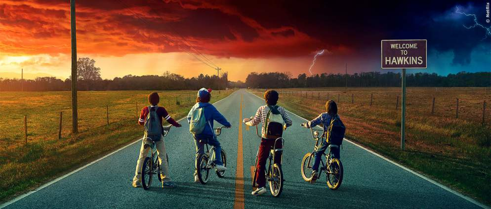 Stranger Things: Neuer Trailer zu Staffel 2