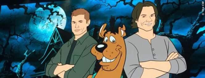 Sam und Dean Winchester in der Scooby-Doo-Welt