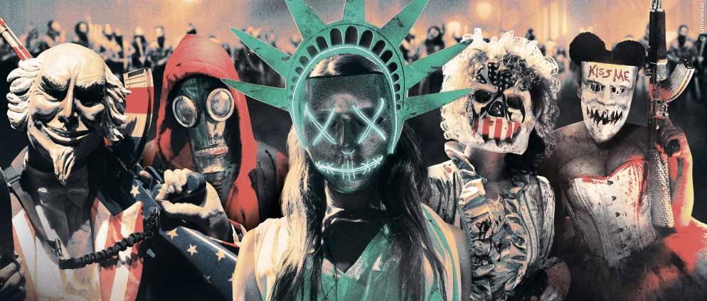 The Purge 5: Neuer Kinofilm angekündigt