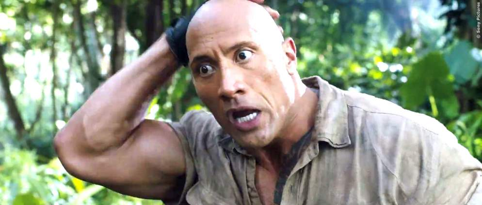 Dwayne Johnson: Jumanji-Team dreht Netflix-Film