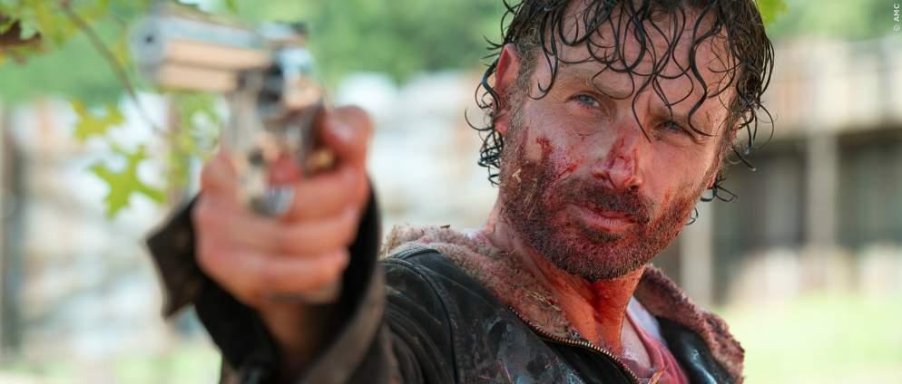 The Walking Dead: Mehrere Kinofilme mit Rick