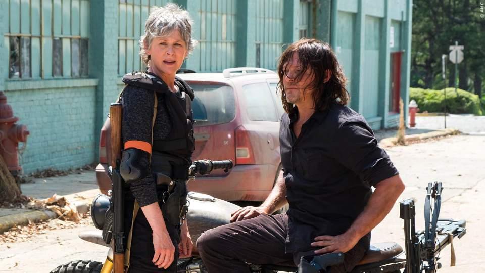 The Walking Dead: Erster Ausschnitt aus Staffel 8 - Bild 1 von 1