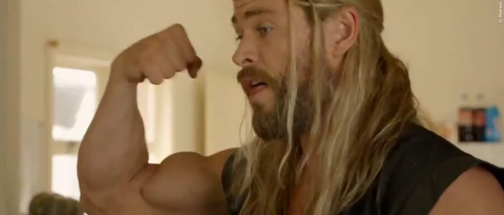 Die pure Qual: So kriegt Thor die Muckis