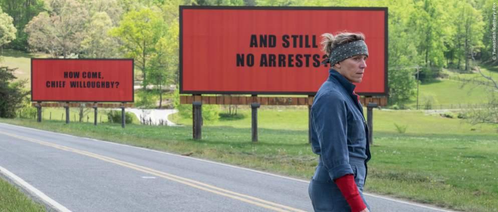 Three Billboards Outside Ebbing Missouri