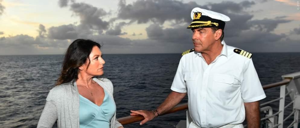 Traumschiff: ZDF hat endlich einen Ersatz-Kapitän