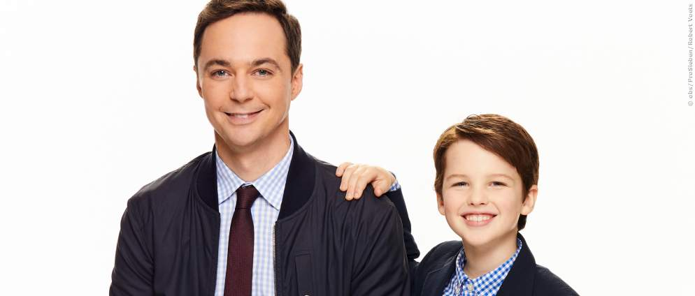 Young Sheldon trifft Young Leonard