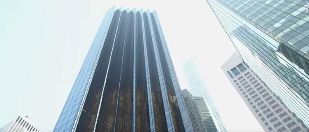 Das Luxusleben auf der 5th Avenue in New York