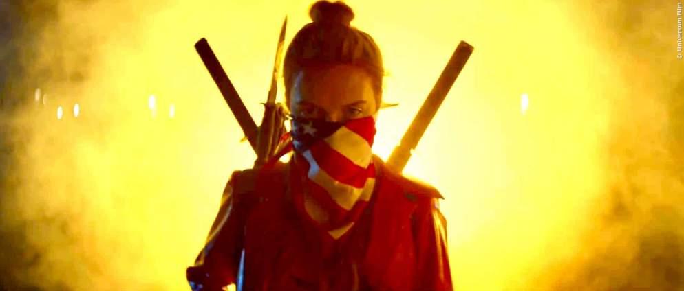Assassination Nation - Trailer zum Mystery-Thriller
