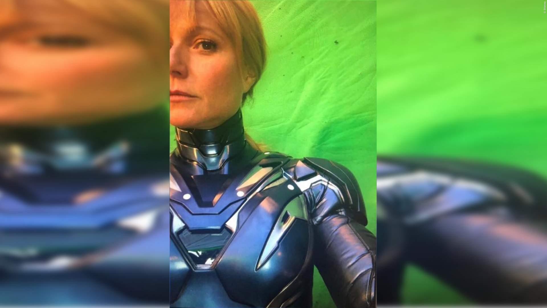 Avengers 4 Leak: Eine Frau im Iron Man-Anzug - Bild 1 von 1