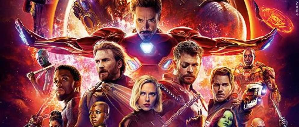 Avengers treffen X-Men im Kino