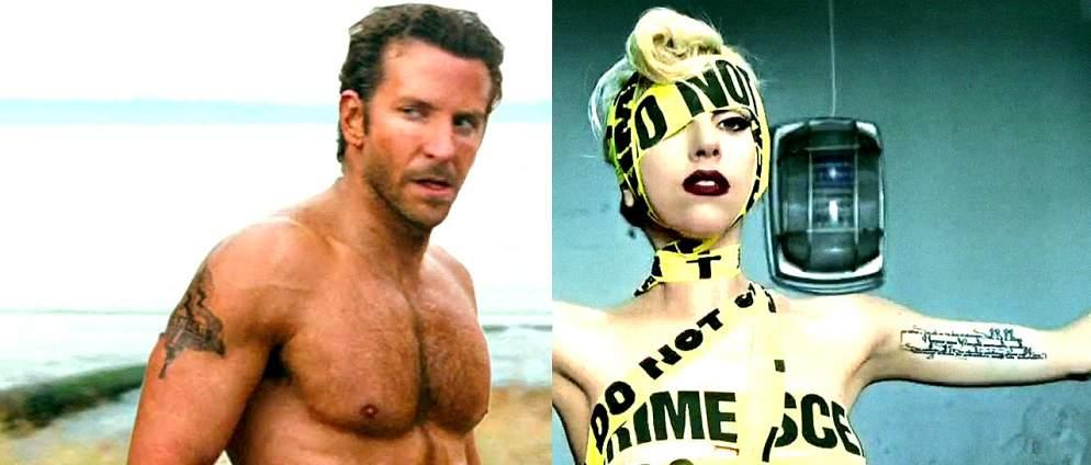 A Star Is Born - Bradley Cooper singt mit Lady Gaga