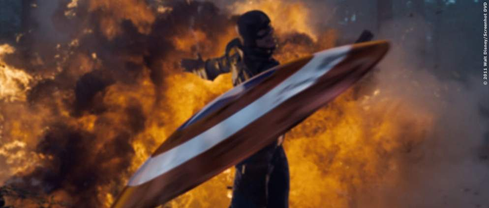 Marvel: Erstes Bild vom neuen Captain America