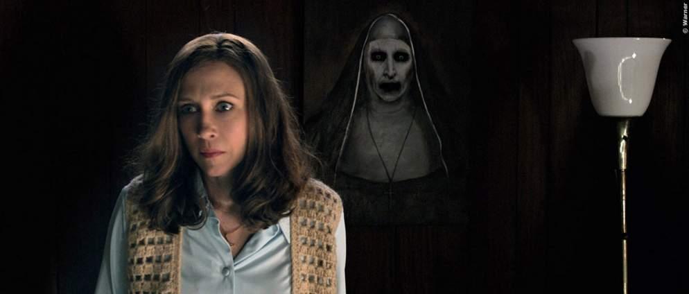 The Nun 2 bis Conjuring 3: So geht es weiter