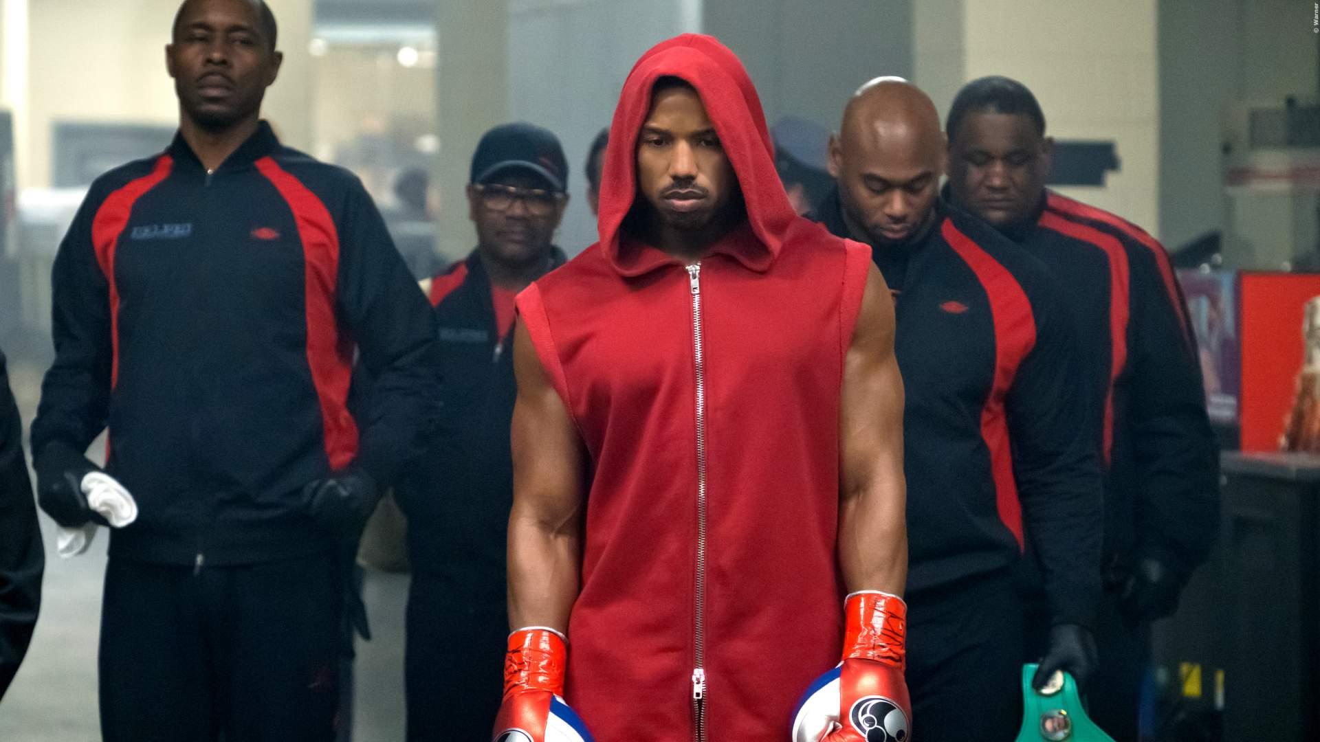 Creed 2: Erste offizielle Bilder mit Rocky Balboa - Bild 1 von 2