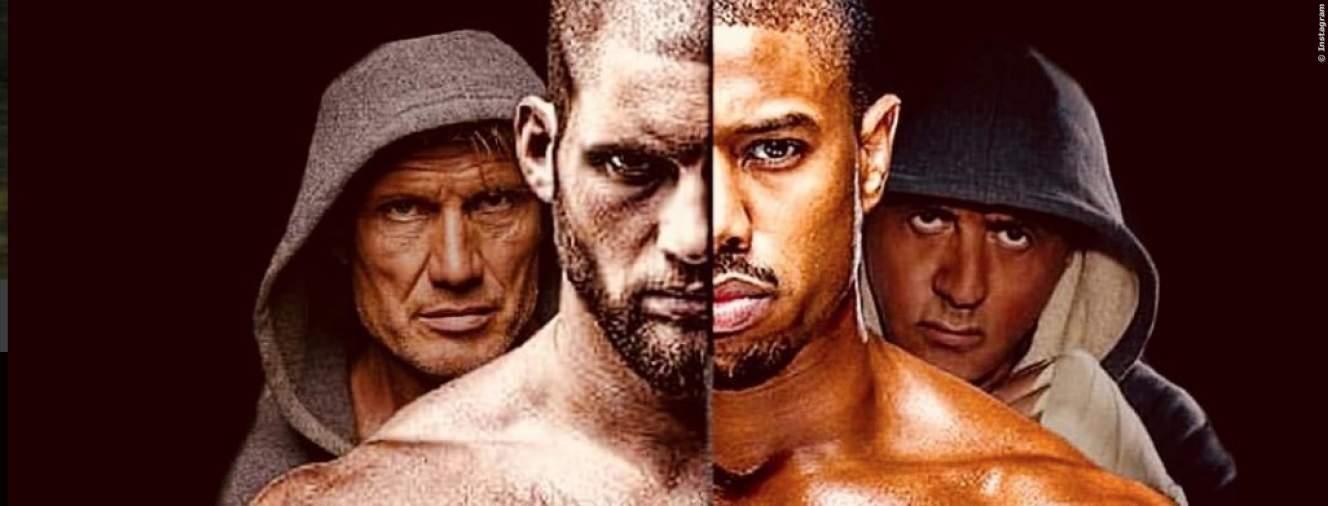 Creed 2: Erstes Bild mit Rocky und Ivan Drago - Bild 1 von 1