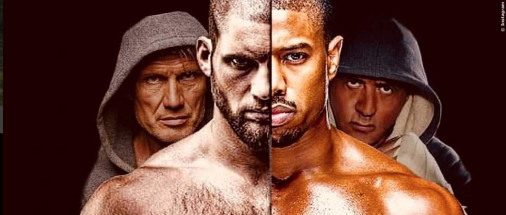 Creed 2: Krasses Trainingsvideo mit Stallone