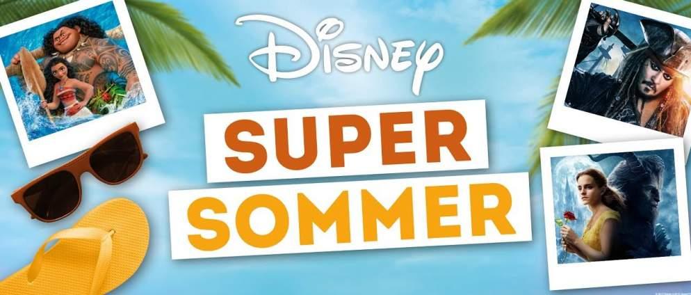 Das Super-Sommer-Quiz von Disney