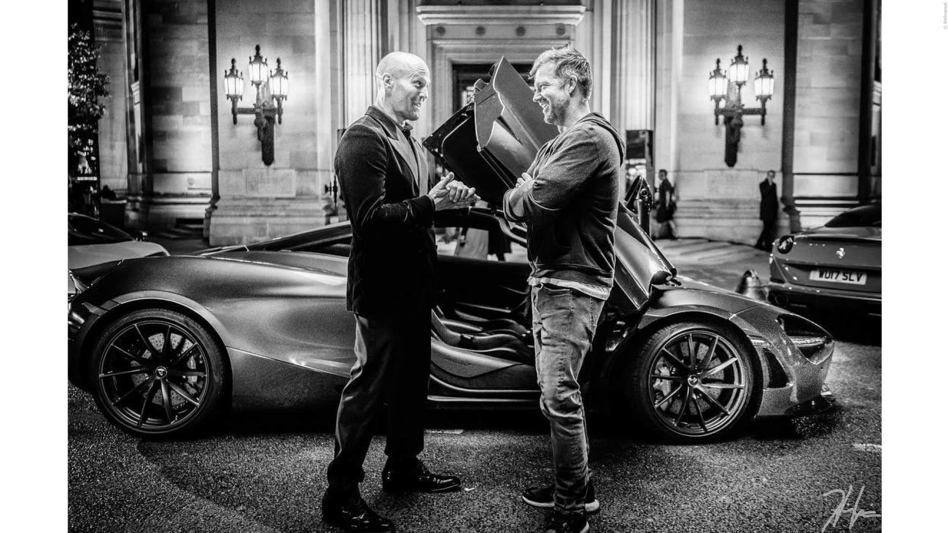 Fast And Furious: Das erste Bild aus Hobbs And Shaw - Bild 1 von 1