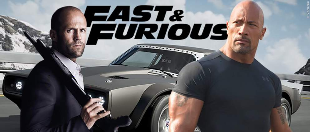 Hobbs And Shaw: Film wird ganz anders