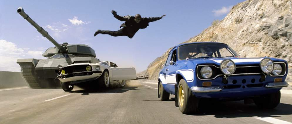 7 Verrückte Dinge in Fast & Furious Filmen