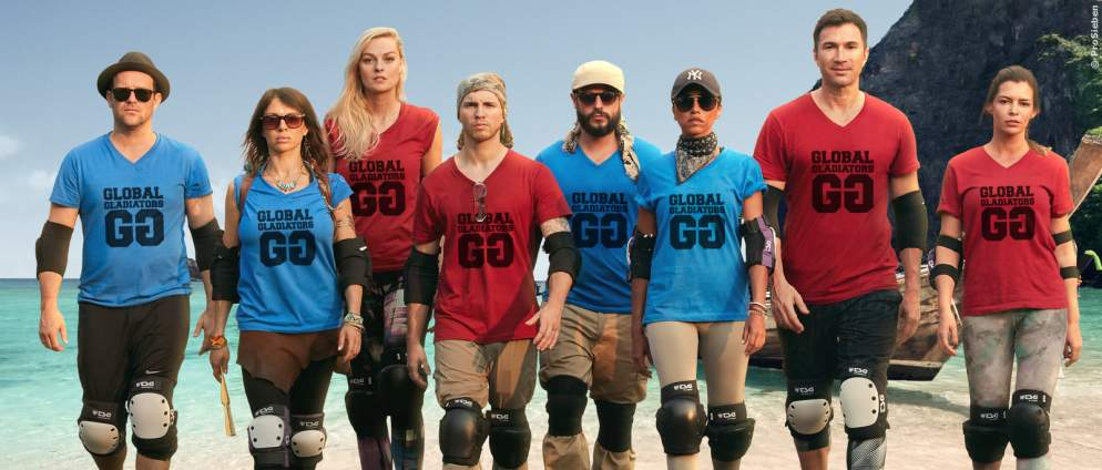 Global Gladiators: Diese Stars sind in Staffel 2