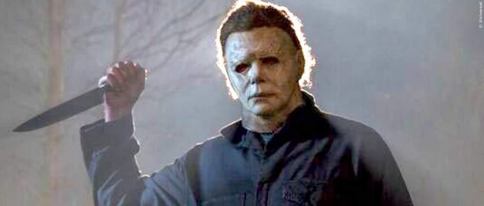 Halloween: Michael Myers ohne Maske