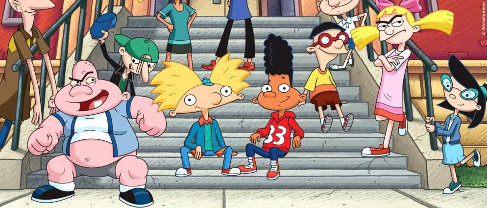 Nickelodeon Streaming-Dienst: Rückkehr der 90er