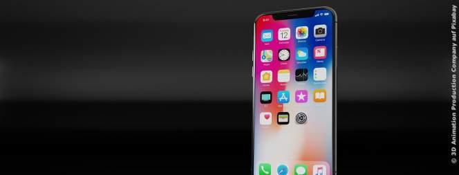Das aktuelle iPhone X