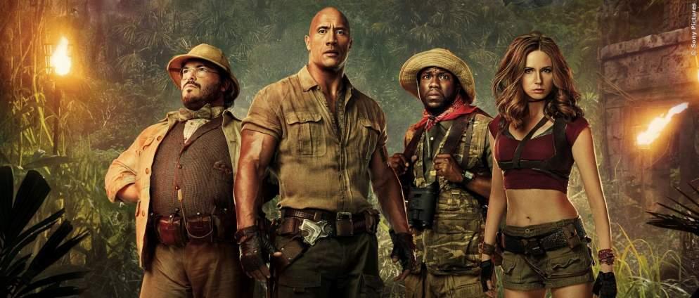 Dwayne Johnson-Film bricht neuen Rekord