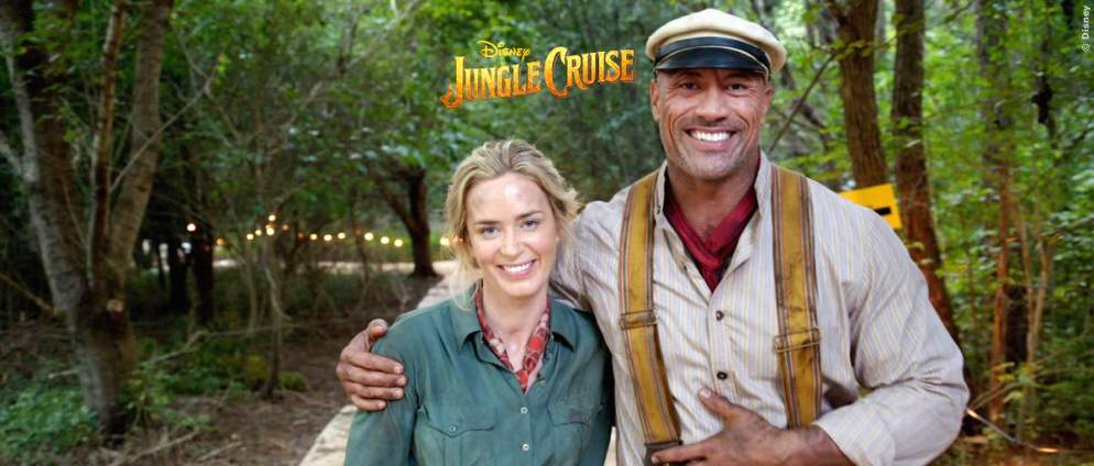 Dwayne Johnson: Erstes Video zu Jungle Cruise
