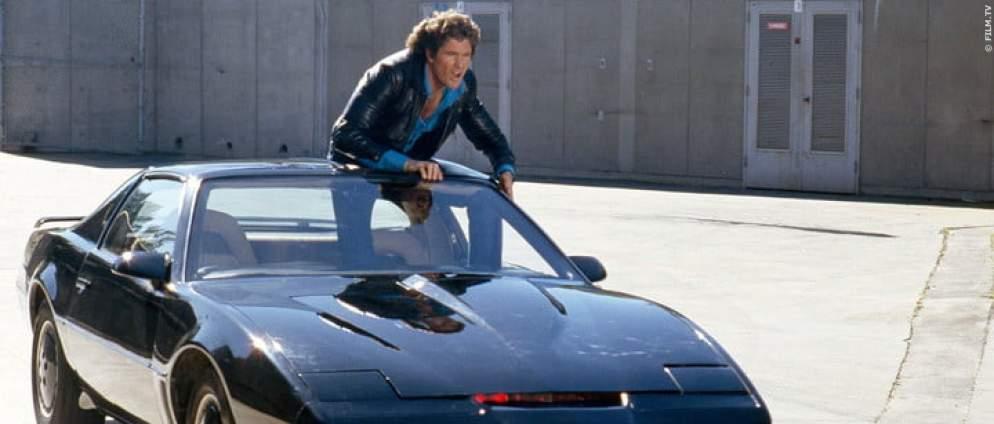 Der Knight Rider kommt ins Kino
