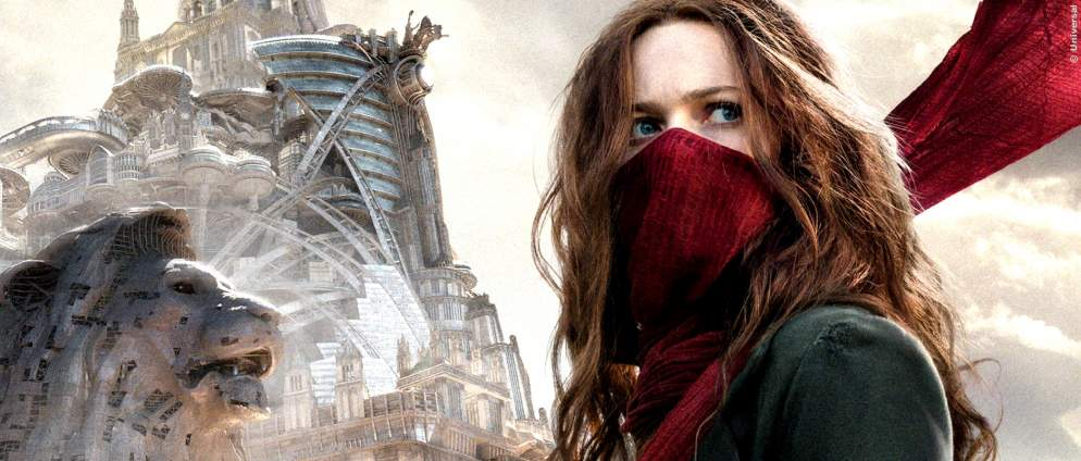 Die Minions in Mortal Engines