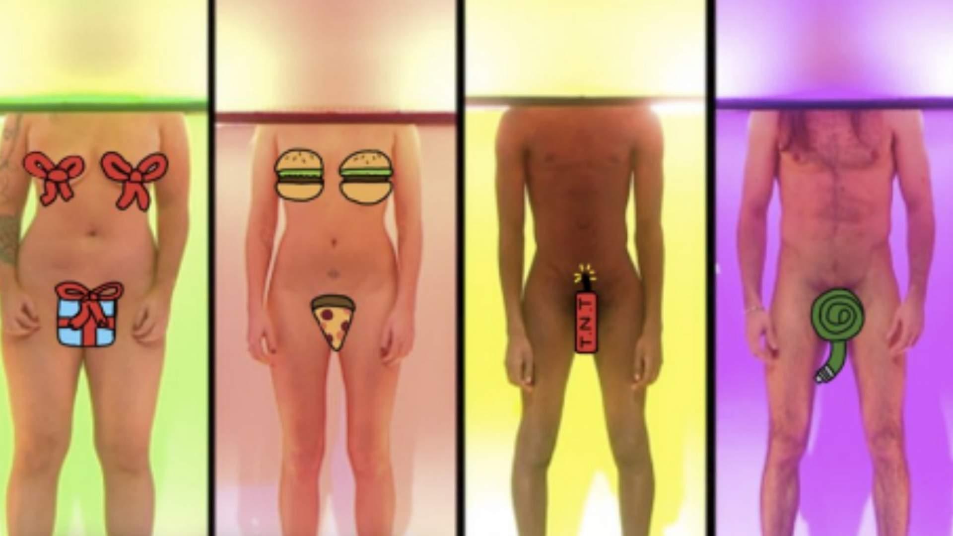 Naked attraction ganze folge
