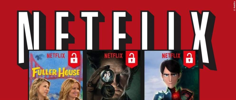 Netflix lockt Kinder mit Belohnungen