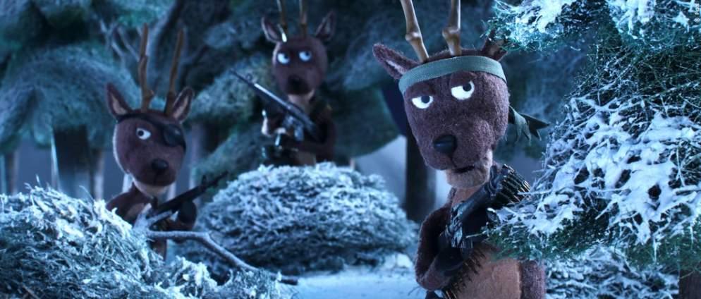 Predator: Weihnachts-Kurzfilm