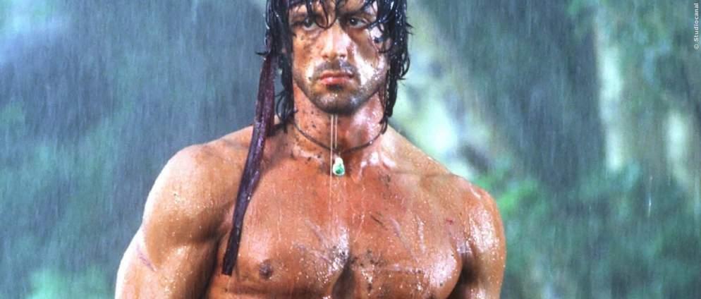 Rambo: Trilogie in 4k