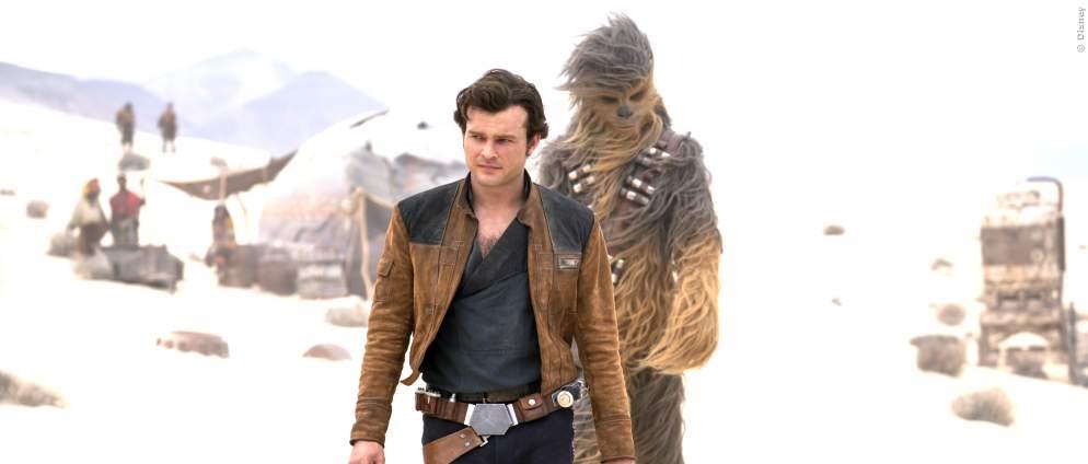 Star Wars: So stehen die Chancen auf Solo 2
