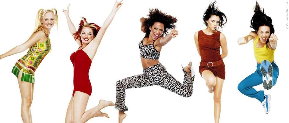 Spice Girls machen neuen Kinofilm