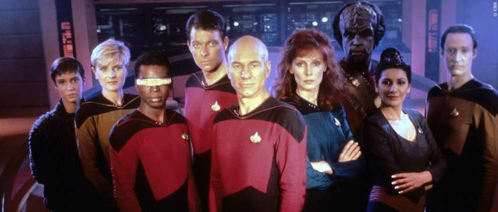 Star Trek: Neues Foto der Picard Crew