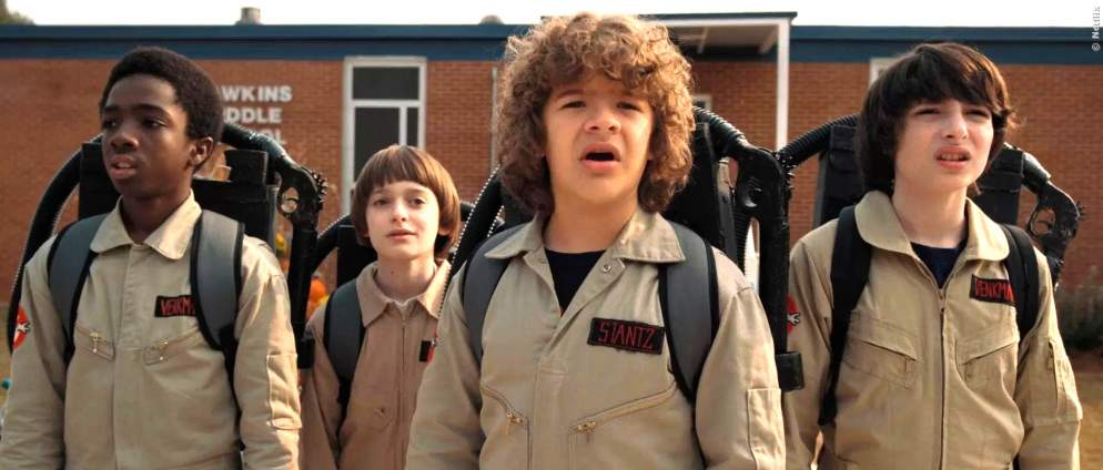 Ghostbusters 3: Stranger Things-Star ist dabei