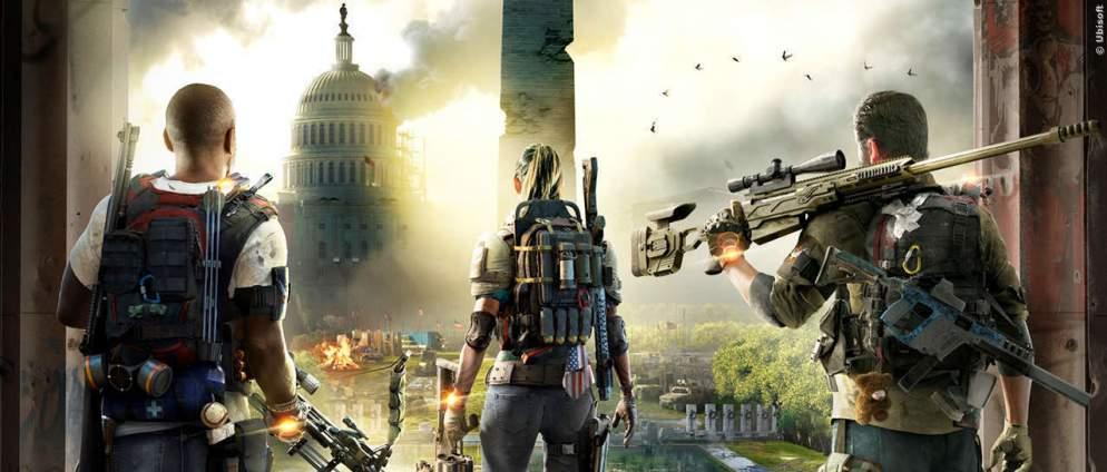 The Division: Gameverfilmung kommt zu Netflix